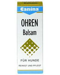 Preparaty pielęgnacyjne - Augenpflege, Canilind, Dental Can, Ohrenbalsam