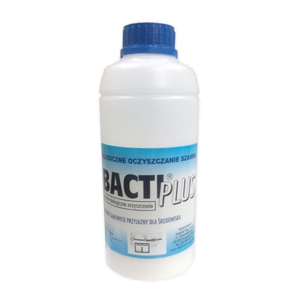 BACTI PLUS 750 g - skuteczny biopreparat do szamb